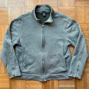 Banana Republic Jackets & Coats - Banana Republic Women's Zip Fleece Jacket, Medium